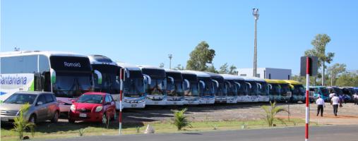 Demand Solutions contará con buses exclusivos para traslado de participantes en el marco de la Asamblea del BID