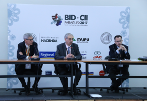 Asamblea BID-CID: Reiteran importancia de la integración para el desarrollo económico regional